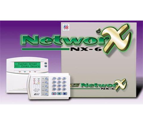 TRUNG TÂM BÁO CHÁY NETWORX NX-6 6 ZONE