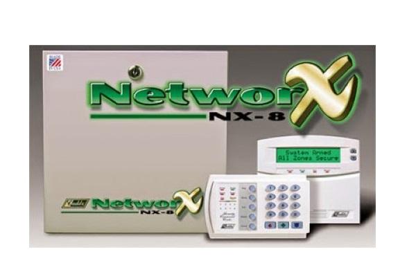 TRUNG TÂM BÁO CHÁY NETWORX NX-8 8 ZONE